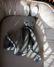 Load image into Gallery viewer, Cuddle Cloth Little Bunny Grey Dune GOTS