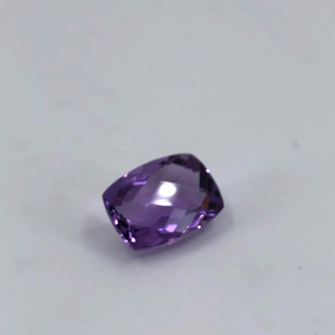 Cushion Shaped Amethyst