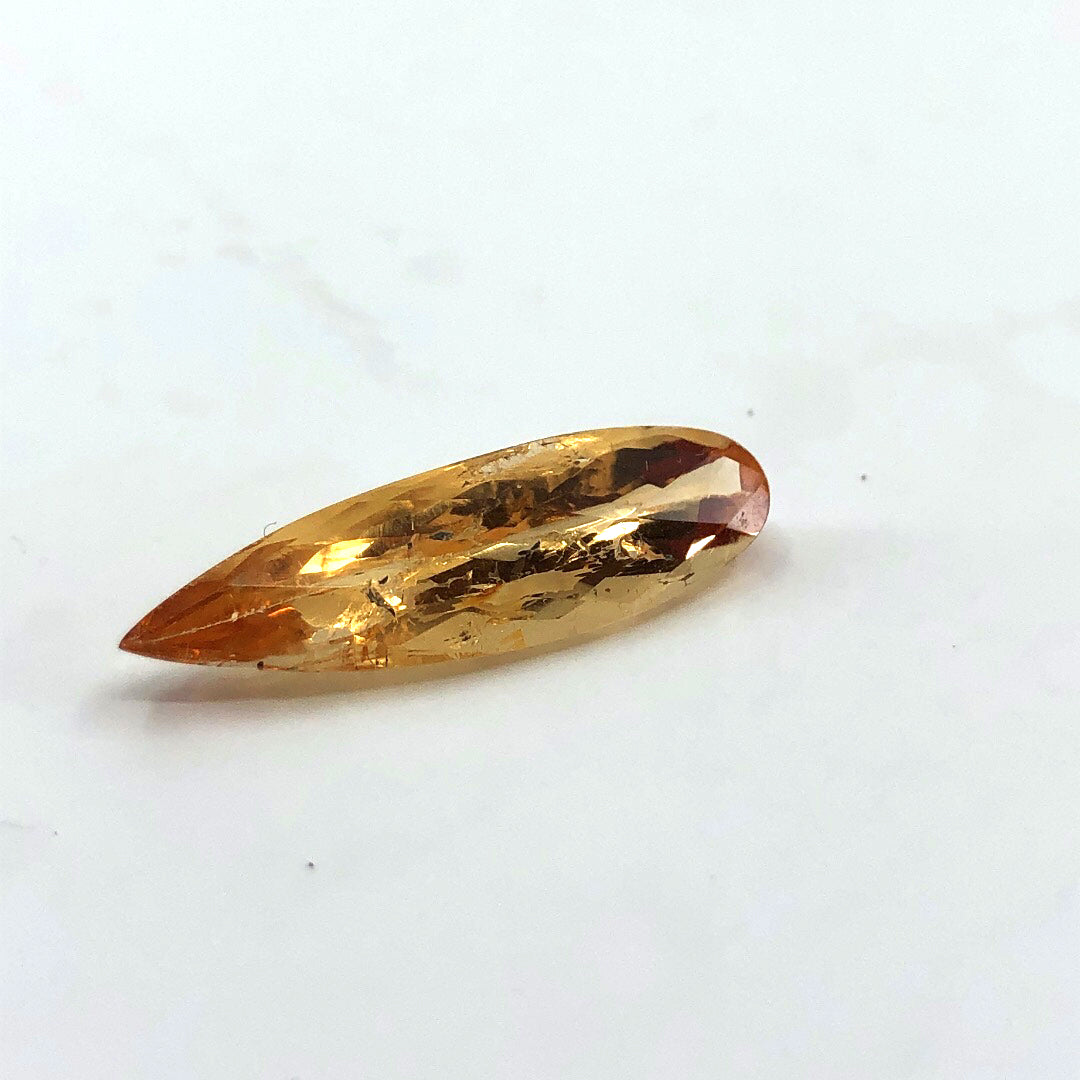 Imperial Topaz Pear Shape
