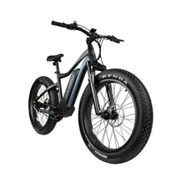 "Rambo Pursuit 750W Blk/Gray 26"" Tires 14 AH *Enhanced for 2021!"
