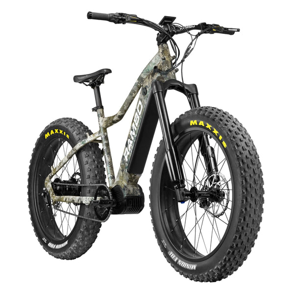 Rambo Venom 1000W XP TT VSX Camo Rohloff 17AH *NEW for 2021!