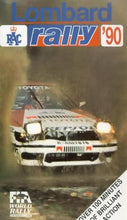 Load image into Gallery viewer, Lombard Rac Rally: 1990 [VHS]