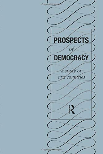 Prospects of Democracy: A Study of 172 Countries
