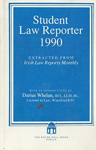 Student Law Reporter 1990
