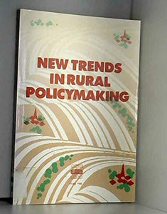 New Trends in Rural Policymaking