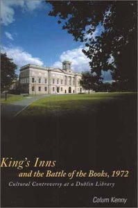 King's Inns and the Battle of the Books, 1972