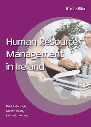 Human Resource Management in Ireland