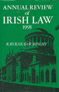 Annual Review of Irish Law 1991 (1991)