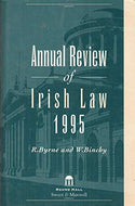Annual Review of Irish Law 1995 (1995)