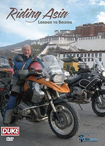 Riding Asia London to Beijing [Import - Australia]