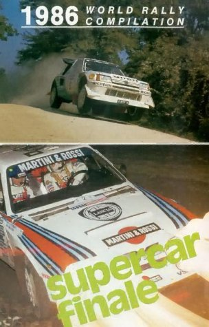 Fia World Rally Championship: 1986 - Supercar Finale [VHS]