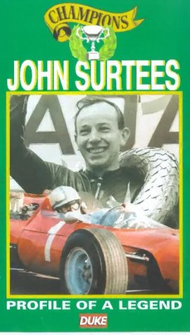 Champion: John Surtees [VHS]