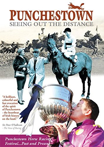 Punchestown - Seeing Out The Distance (Horse racing DVD)