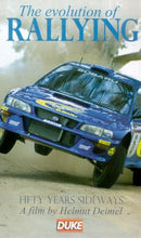 Load image into Gallery viewer, The Evolution Of Rallying: 50 Years Sideways [VHS]