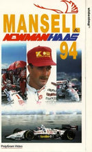 Load image into Gallery viewer, Mansell And Newman/Hass '94 [VHS]