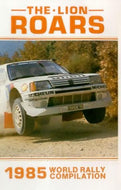 Fia World Rally Championship: 1985 - The Lion Roars [VHS]