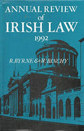 Annual Review of Irish Law 1992 (1992)