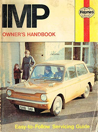 Chrysler Imp Owner's Handbook/Service Guide (Haynes owner's handbook/servicing guide series)