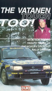 The Vatanen Touch Too! [VHS]