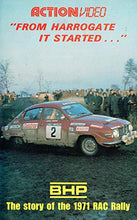 Load image into Gallery viewer, Rac Rally: 1971 - From Harrogate It Started [VHS]
