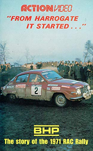 Rac Rally: 1971 - From Harrogate It Started [VHS]