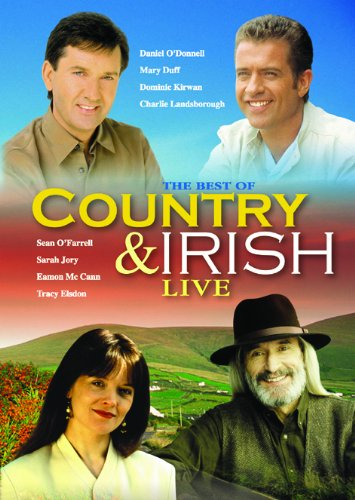 Best of Country & Irish Live [DVD]
