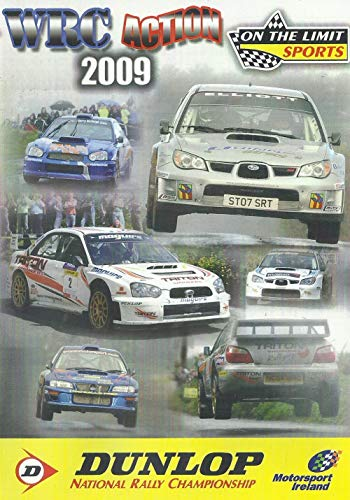 Dunlop National Rally Championship: WRC Action 2009