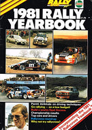 1981 Rally Yearbook - Rally Sport Magazine - Incorporating the 1981 Rallycross Yearbook