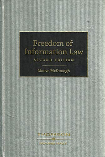 Freedom of Information Law in Ireland