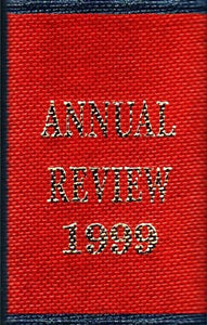 The All England Law Reports - Annual Review 1999