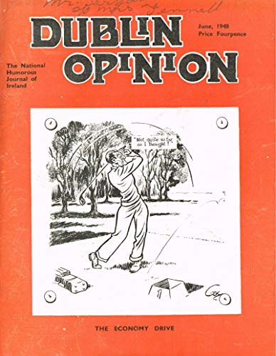 Dublin Opinion - Vol. XXVII (27) - June 1948: The National Humorous Journal of Ireland