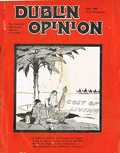 Dublin Opinion - May 1949: The National Humorous Journal of Ireland