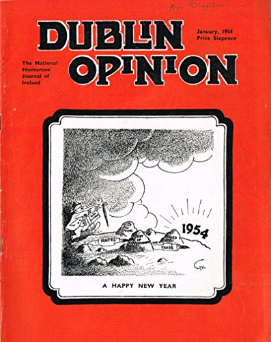 Dublin Opinion - Vol. XXXIII (33) - January 1954: The National Humorous Journal of Ireland