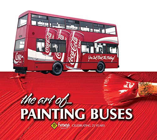 The Art of Painting Buses