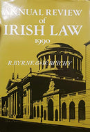 Annual Review of Irish Law 1990 (1990)