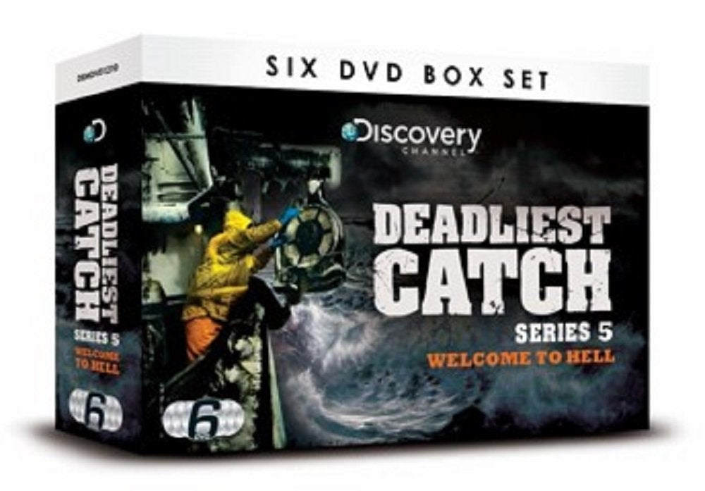 DEADLIEST CATCH SEASON 5 WELCOME TO HELL