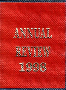 The All England Law Reports - Annual Review 1998