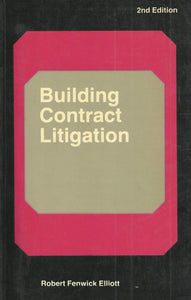 Building Contract Litigation