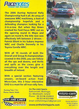 Load image into Gallery viewer, Dunlop National Rally Championship 2006: The Best of WRC Action - Motorsport Ireland