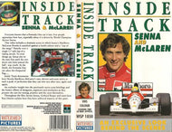 The Inside Track: Senna And Mclaren [VHS]