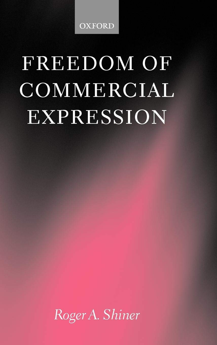 Freedom of Commercial Expression (Law)