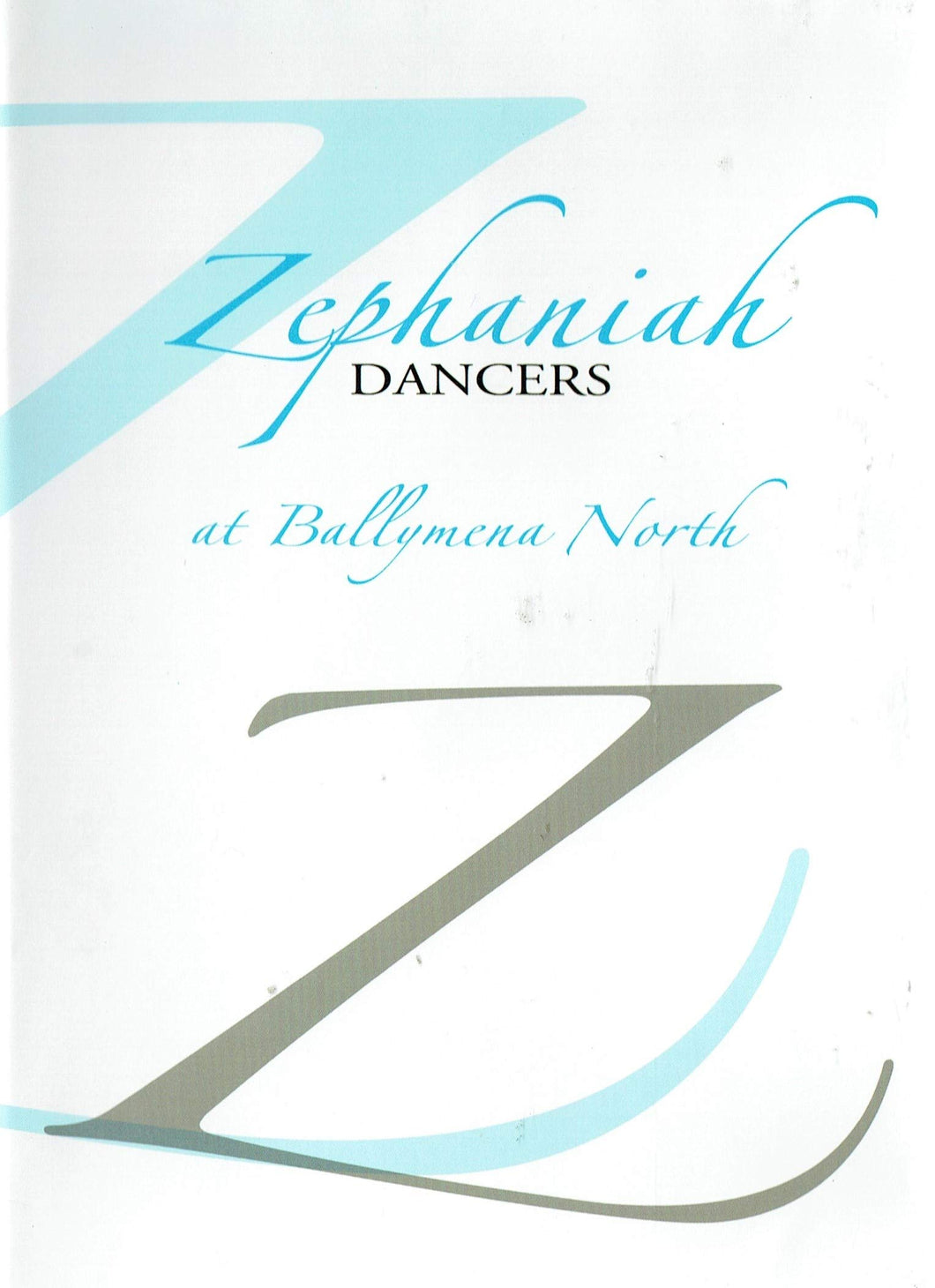 Zephaniah Dancers at Ballymena North