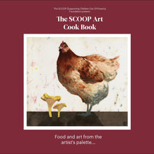 Load image into Gallery viewer, The SCOOP Art Cook Book