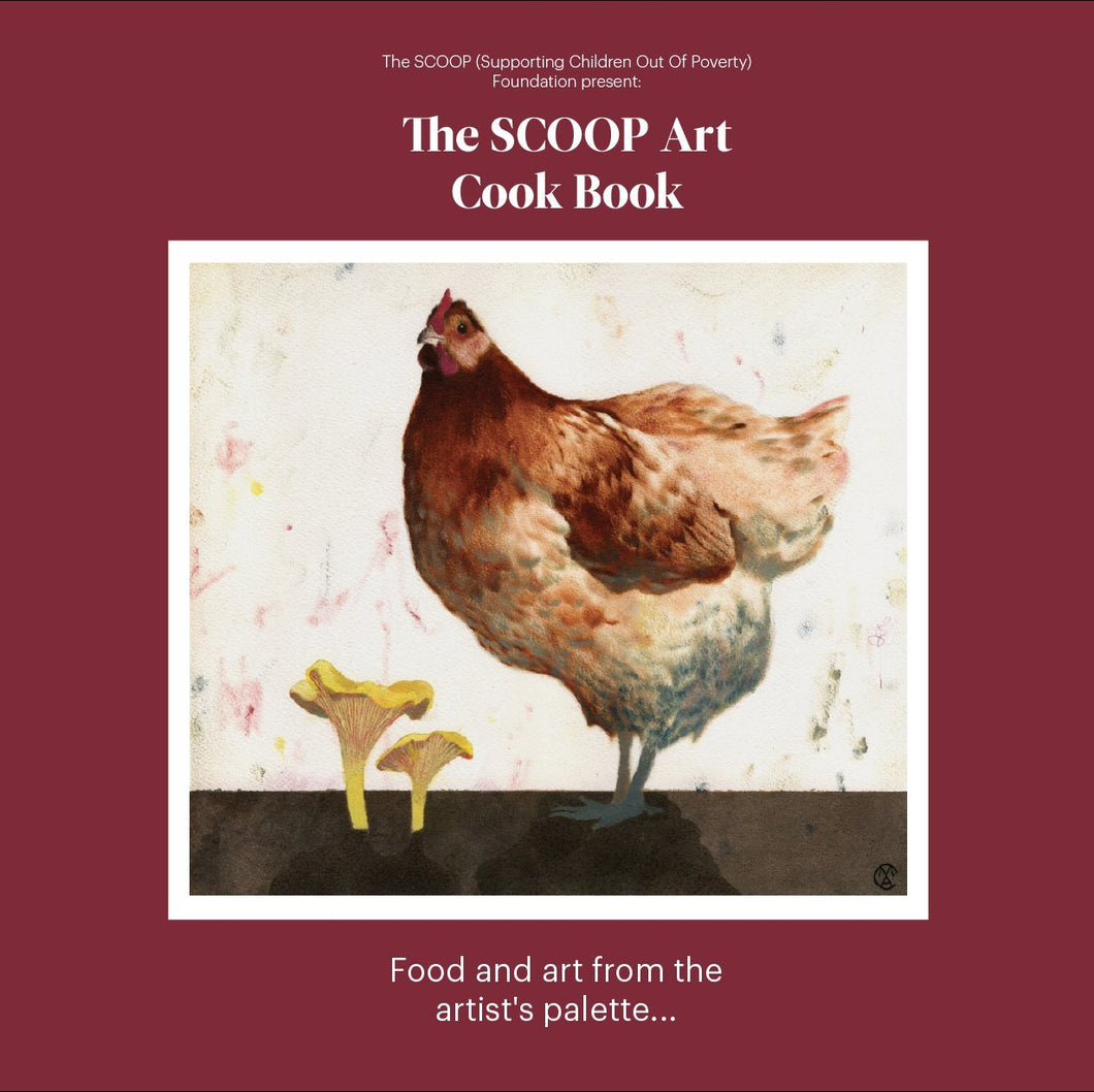 The SCOOP Art Cook Book