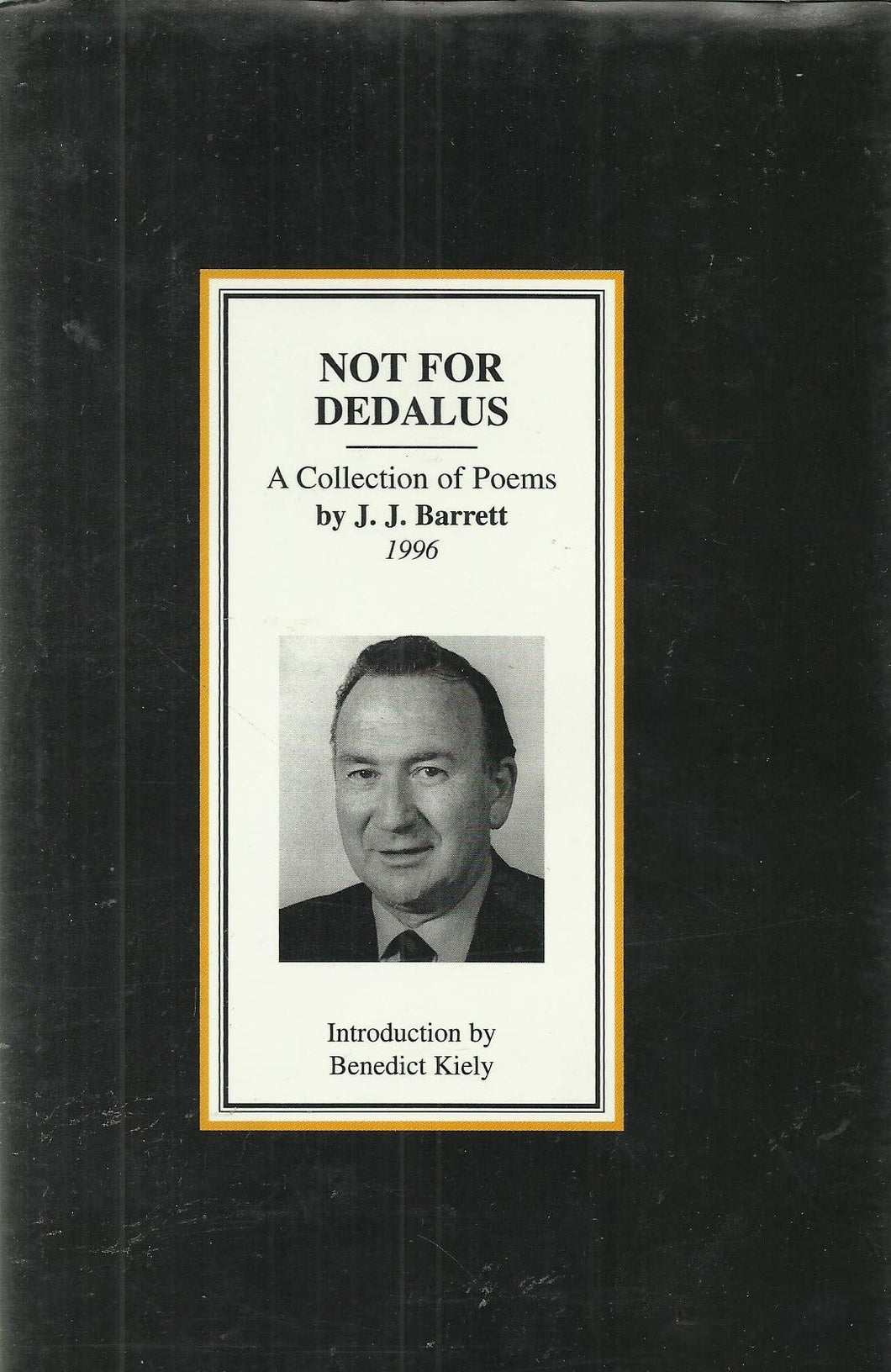 Not for Dedalus: A collection of poems