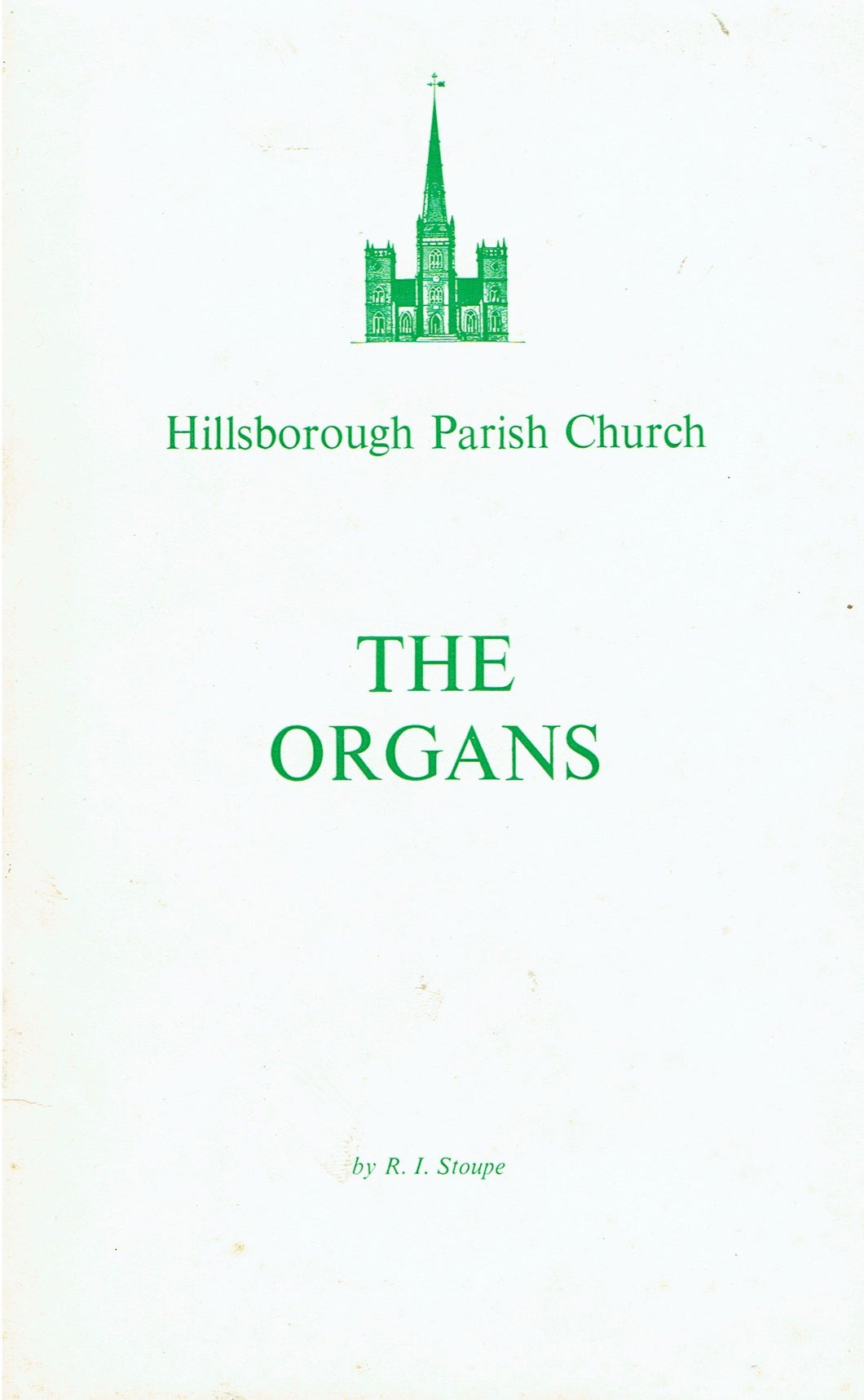 Hillsborough Parish Church: The Organs