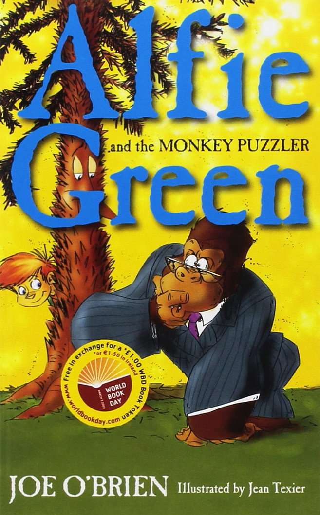 Daifní Dineasár/Alfie Green and the Monkey Puzzler WBD 2009 Flipper Book: World Book Day 2009 Flipper Book