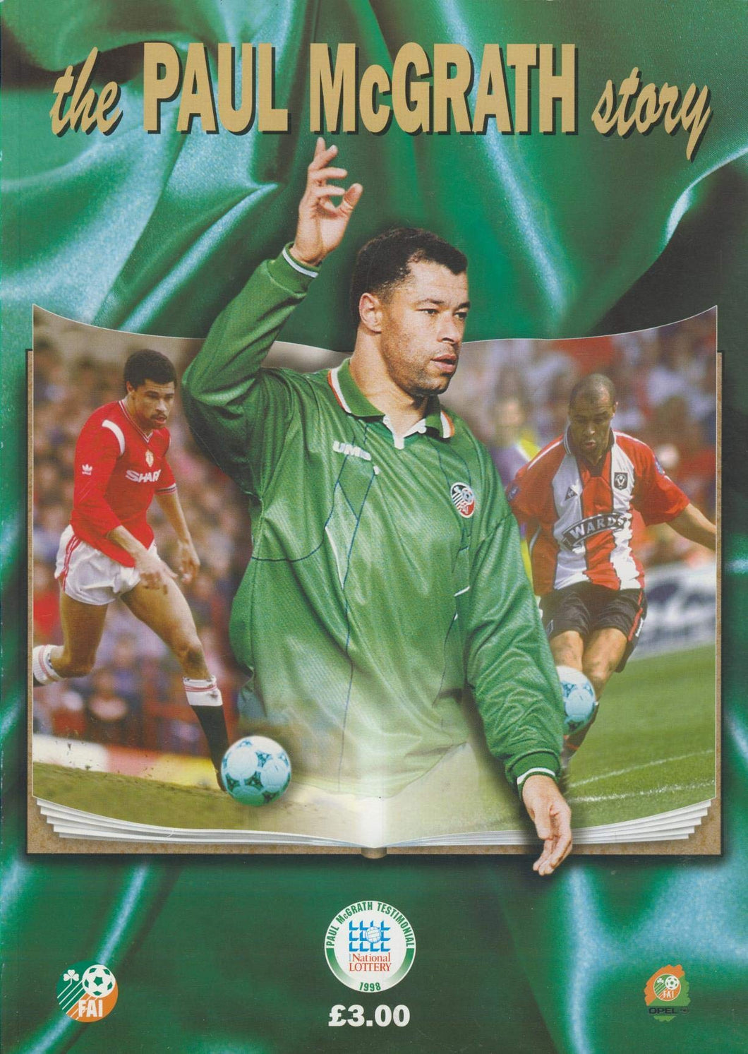 The Paul McGrath Story