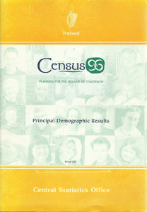 Census 96: Principal Demographic Results - Central Statistics Office, Ireland