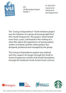 Living in Dependence: Experiences of Young People Seeking Asylum in Ireland